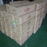 Tubo de vidrio LED de la vivienda de 1500mm T8 22W con RoHS, IEC / En62471