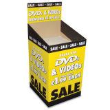 Оптовое бумажное Cardbaord рекламируя коробку стойки индикации ящика сброса