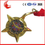 Kundenspezifische Medaillen-Großhandelsfabrik China-Zhongshan