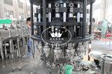 Máquina que capsula de relleno que se lava del PLC del agua perfecta del control