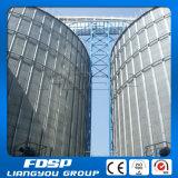Grande capacidade 5000-10000tons de armazenamento de grãos Silo de aço com Ce