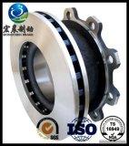 Soem-Bremsen-Platten-festes Hochleistungs- ISO9001