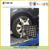 차고를 위한 3D 바퀴 밸런스 기계