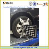 Máquina de alineación de ruedas 3D para Garage