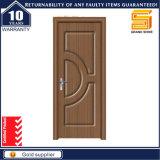 Moderne feste Innenschlafzimmer-Entwurfs-Eichen-Holz-Tür