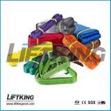 En1492-1 cargo estándar 5000kg que azota