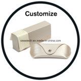 Kundenspezifischer EVA-lederner Sonnenbrille-Kasten