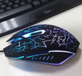 Dpi registrabile Optical 6D Ergonomic Gaming Mouse