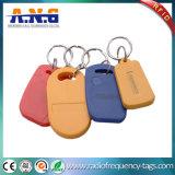 Изготовленный на заказ ISO14443 бирка контроля допуска RFID ключевая