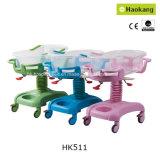 De regelbare Medische Wandelwagen van de Baby voor het Ziekenhuis (HK505)