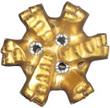 Bits de diamante de PDC