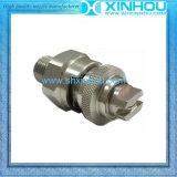 El tratamiento superficial de 110 grados aprisa conecta el inyector de ventilador