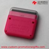 Mini sostenedor plástico Pocket portable del teléfono celular con el producto de limpieza de discos