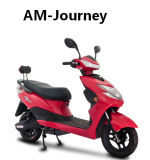 Aima 48V 30ah 500W ostenta a motocicleta elétrica