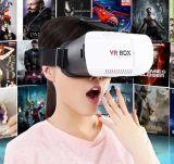 Auriculares de Vr Box Virtual Reality Caso 3D Vr para Smart Phone