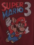 T-shirt rond de coton de vente en gros d'été du collet de diamant de Custome des hommes en cristal de mode