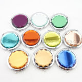 金属Cheap Pocket MirrorかPromotion Gift Cosmetic Mirror