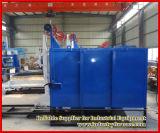 Fornalha de moderação elétrica para o tratamento térmico