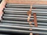 Tubo de aleta espiral de la soldadura del Hf/tubo de aleta de alta frecuencia