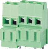 O conetor de aumentação do bloco terminal da braçadeira de Wanjie pode ser emendado (WJEK508A-5.08)