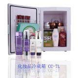 Mini refroidisseur cosmétique électronique 7liter AC100-240V pour l'application de mémoire de Cosmeic