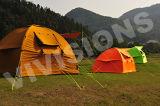 أربعة فصل قابل للنفخ [كمب تنت] خيمة قابل للنفخ مع يرصّ [دوفّل بغ]