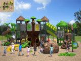 Campo da gioco per bambini della foresta di Kaiqi di medie dimensioni di serie (KQ30008A)