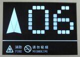 Módulo de la visualización de TFT LCD para 5.7 pulgadas