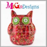 New Style Vogue Pottery Crafts Animal Shape Piggy Bank