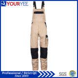 安い耐久の防火効力のあるWorkwearの胸当ての全面的なズボン(YBD117)