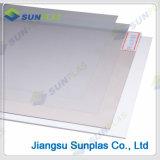 Hoja rígida clara del PVC para la impresión y Thermoforming