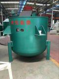 Sand-und Flugasche-leichte sterilisierte Block-Maschine