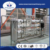 equipamento bebendo do tratamento da água do sistema do RO 3000lph com aço inoxidável