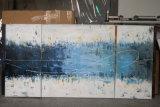 100% peintures à l'huile faites main de toile