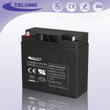 Bateria acidificada ao chumbo solar do sistema AGM de Solor da alta qualidade da bateria 12V17ah
