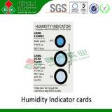 Feuchtigkeits-kardiert empfindlicher Indikatorpapier-Feuchtigkeitsanzeiger blaues Hic