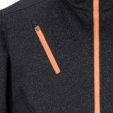 Workwear di funzionamento lavorato a maglia del poliestere del rivestimento degli uomini