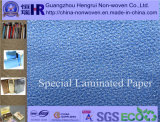 Leather impresso Pattern Paper/Art Paper per Export Highquality Boxes (no. A10Y007)