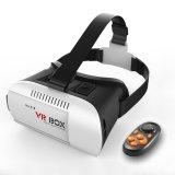 Visionnement de l'écouteur 360 de virtual reality de cadre de Vr
