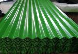 Corrugated гальванизированный стальной лист (0.14-0.8mm)