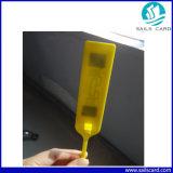 Hohe Sicherheits-Plastikbündel-Dichtungs-Gleichheit mit RFID Marke