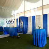 Im FreienLuxury Party Event Wedding Tent mit Kitchen/Air Conditioner/