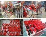 Großverkauf 1 Tonnen-Laufkatze-Typ elektrische Kettenhebemaschine