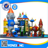 Decorazioni esterne del trampolino del campo da giuoco dei bambini impostate (YL-X147)