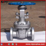 Bolt Bonnet OS & Y Satinless Steel Flanged Gate Valve