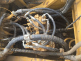 مستعملة الثانية اليد الهيدروليكية الأصل الولايات المتحدة الأمريكية حفارات مجنزرة كاتربيلر 349d / كاتربيلر حفارة / كاتربيلر آلة حفر / Traxcavator