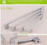 Punhos da liga do zinco da ferragem da decoração da mobília para o gabinete /Drawer/porta