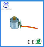 Lärmarmes 18 Grad-Dauermagnettreten übersetzter Motor