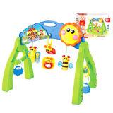 플라스틱 아기 체조 가르랑거리는 소리 장난감 (H4646107)