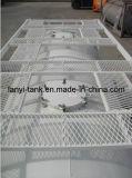 Высокое качество 23000L 20FT углеродистая сталь 4 Бар Давление Цемент Контейнер-цистерна